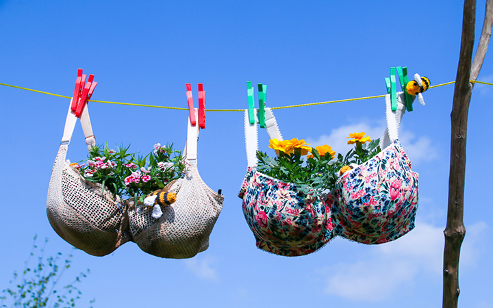 How To Recycle Bras: DIY Tricks And Tips
