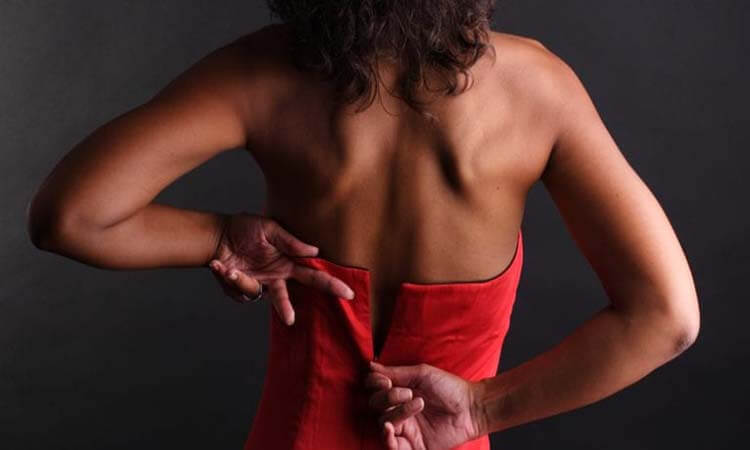 What Bra To Wear With An Open Back Dress: Style Tips