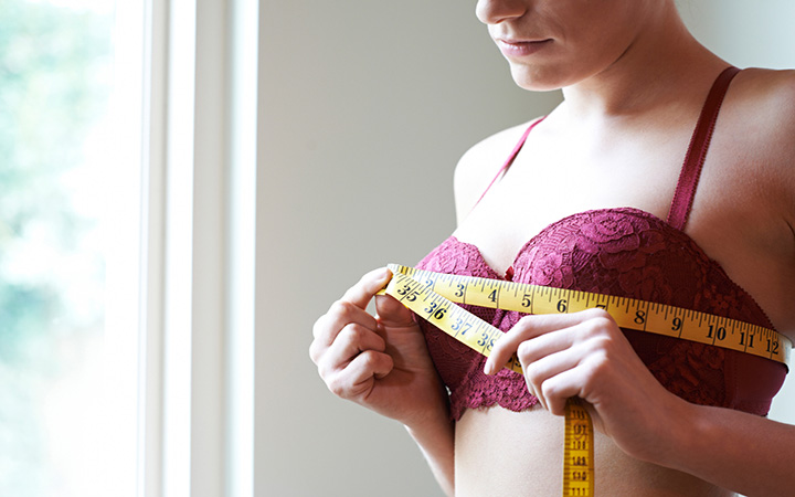 Why Are Bras Measured In Cups?